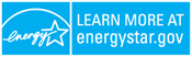 Energy Star - Learn More at EnergyStar.gov